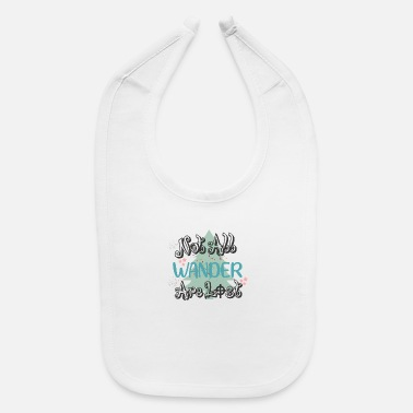 Natural Nature - Baby Bib