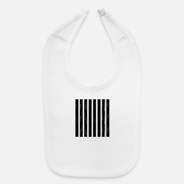 Strip Strips - Baby Bib