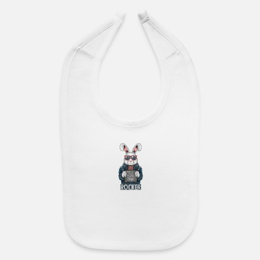 Holland rock n roll - Baby Bib