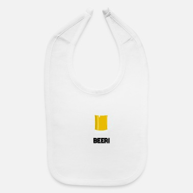 Beer-lover Beer Lovers - Baby Bib