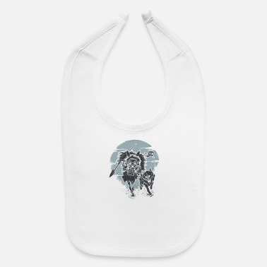 Princess The Princess - Baby Bib