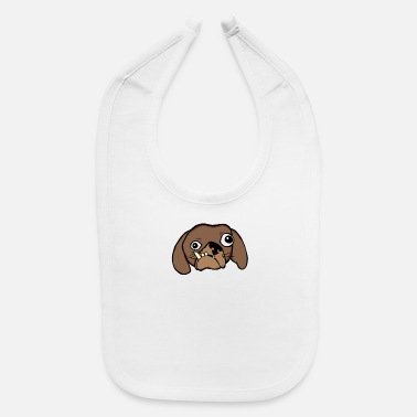 Ugly Ugly Dog - Baby Bib