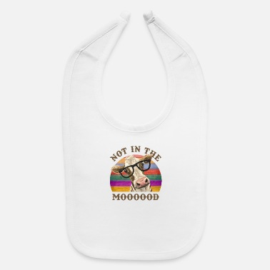 Mood Not In The Mood - Baby Bib