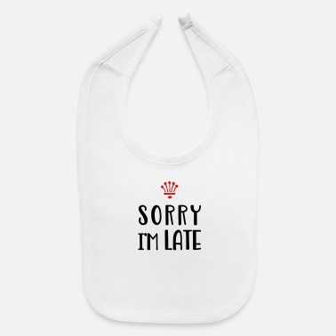 Funny funny saying - Baby Bib