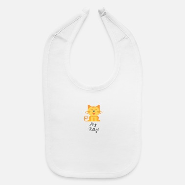 Egg Hey Kitty - Gift Idea - Baby Bib