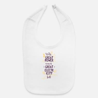 Shop Bill Baby Bibs online | Spreadshirt