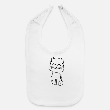 Sumu Lee cat - Baby Bib