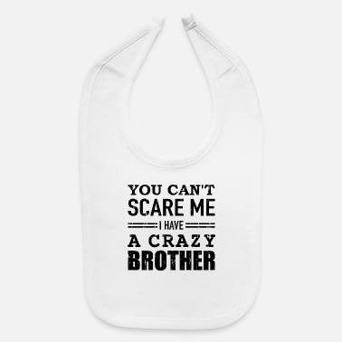 Childhood Brother - Baby Bib
