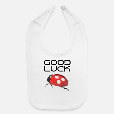 Good Luck Good Luck - Baby Bib