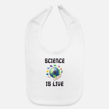 Motion Science is life - Baby Bib