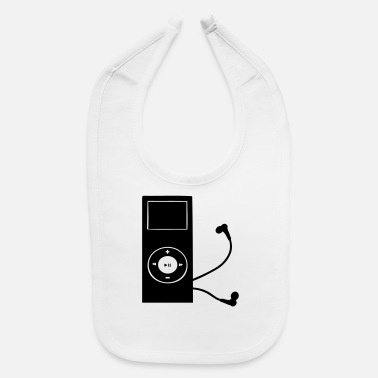 Mp3 mp3 player - Baby Bib