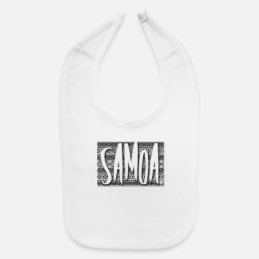 Tradition traditional Samoa - Baby Bib