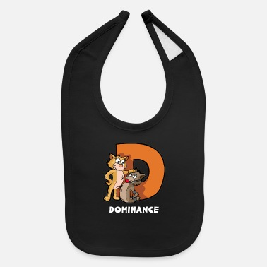 Dominant Submissive DOMINANCE BDSM Bondage Domination Slave Sub Dom - Baby Bib