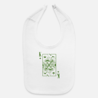 Grass King - Baby Bib