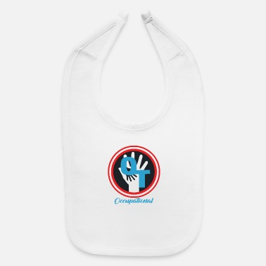 Occupation Occupational occupational therapy Simple design - Baby Bib