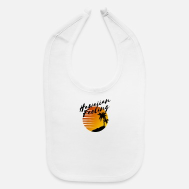 Sunset sunset - Baby Bib