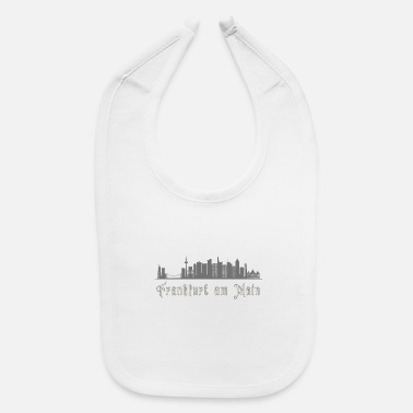 Frankfurt Am Main Frankfurt am Main Financial District Frankfurt - Baby Bib