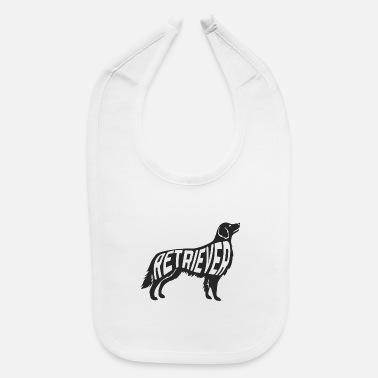 Breed Retriever Breed - Baby Bib