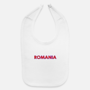 National Color Romania - National Colors - Bukarest - Baby Bib