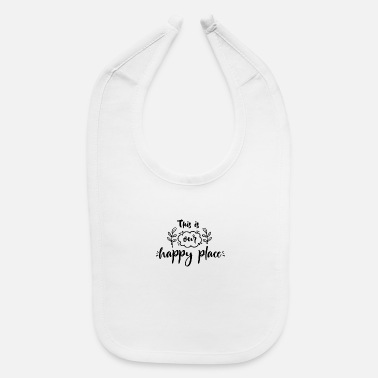 Family Happiness Family this is happy - Baby Bib