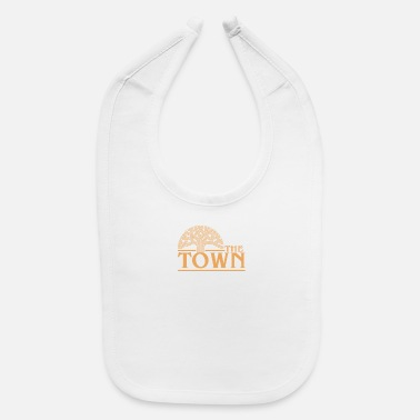 Town The Town - Baby Bib