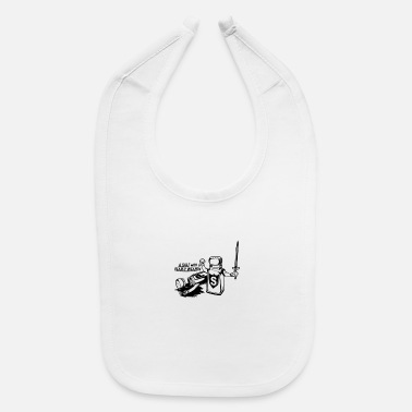 Grapchic A Salt With A Deadly Weapon tshirt - Baby Bib
