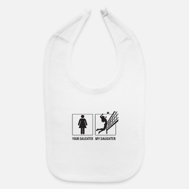 Trainig your daughter - Baby Bib