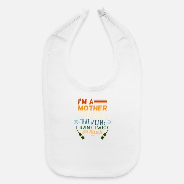 Siblings Twins Siblings twins mother - Baby Bib