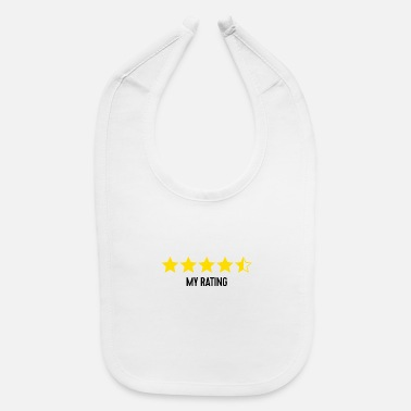 Gunther My rating - Baby Bib