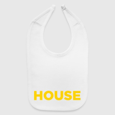 House Music! - Baby Bib