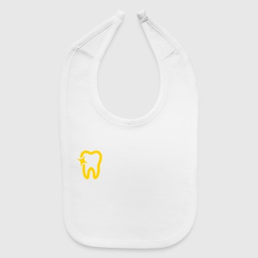 Life Is Short. Smile While You Have Teeth! - Baby Bib