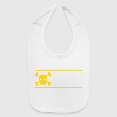 Forget The Dog. Beware Of Owner! - Baby Bib