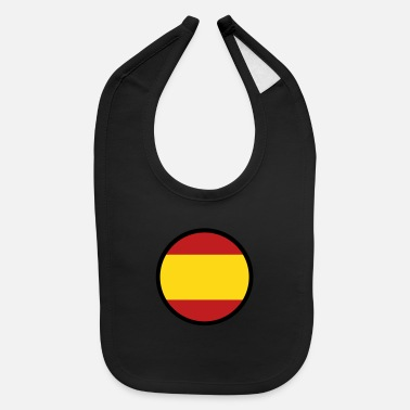 Spain Marked By Spain - Baby Bib