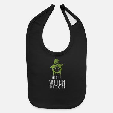 Witch Witch - Baby Bib
