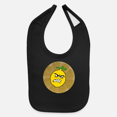 Sour sour lemon - Baby Bib
