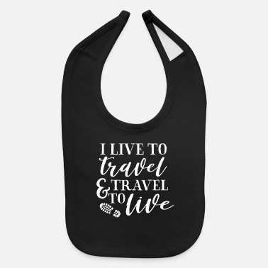 Travel Travel - Baby Bib
