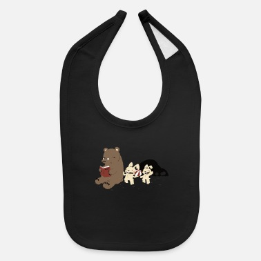 Fun fun dude fun - Baby Bib