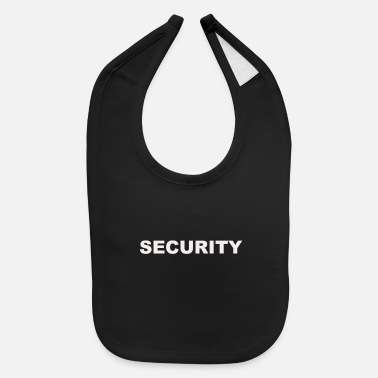 security baby outfit - Baby Bib