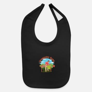 Hemp Sustainable Hemp - Baby Bib
