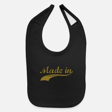 Made In Made in - Baby Bib