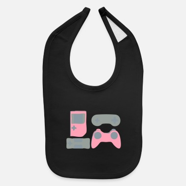 Gaming Collection Gaming Collection - Baby Bib