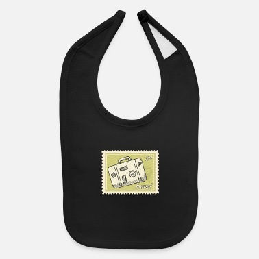 Travel Traveler - Baby Bib