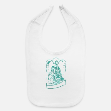 Miscellaneous Supernatural - It's funner in enochian - Baby Bib