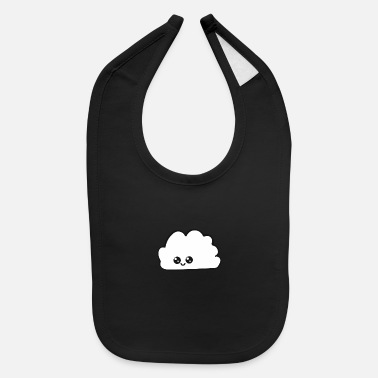 Cloud cloud - Baby Bib