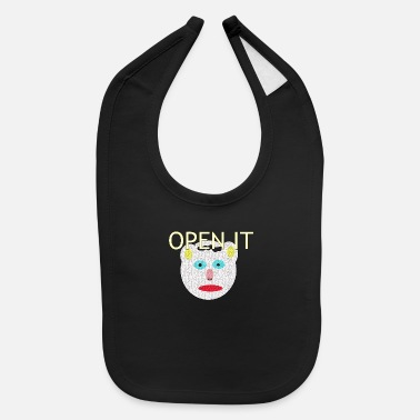 Open OPEN IT - Baby Bib