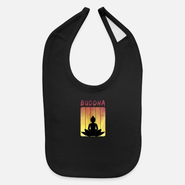 Buddhism Buddha in the sunshine / Gift Buddhism - Baby Bib