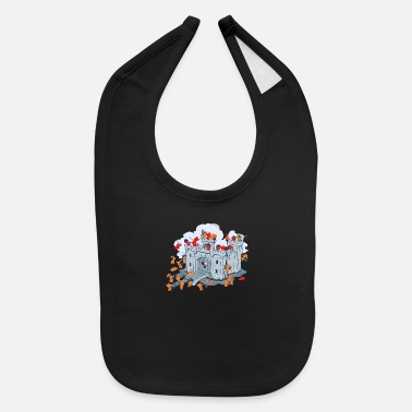 Sieg The Siege - Baby Bib