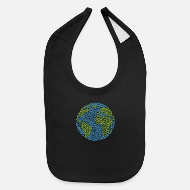 World World - Baby Bib