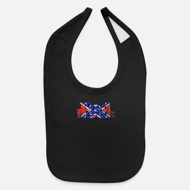 Neck Red neck - Baby Bib