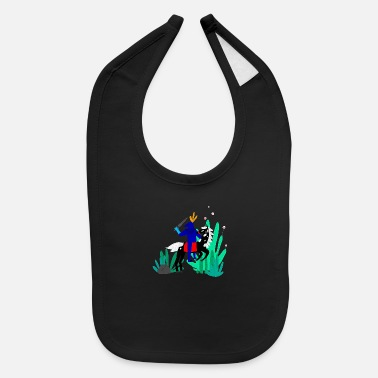 Illustration illustration - Baby Bib